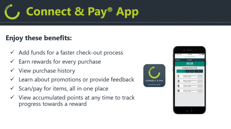 Connect & Pay App